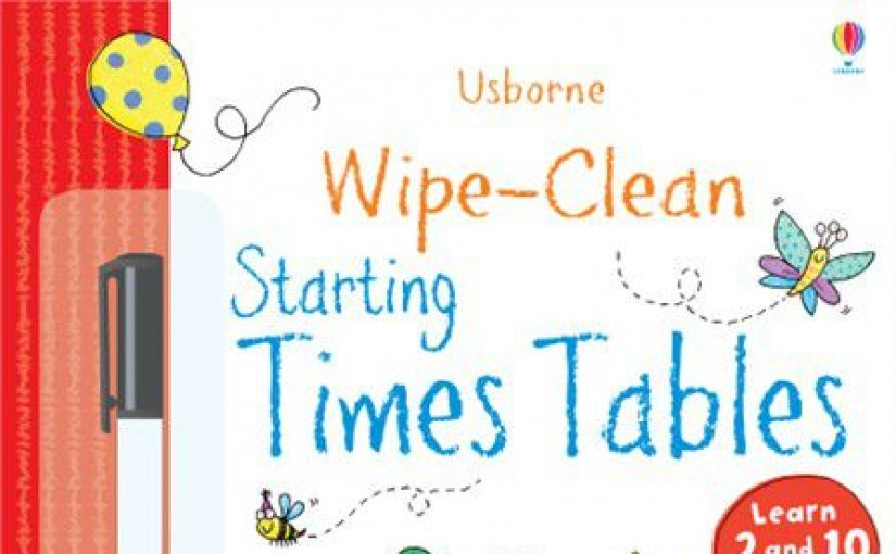 Wipe - Clean starting times tables