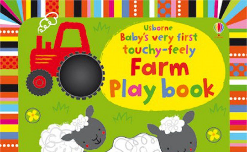 Baby's very first touchy - feely Farm Play Book