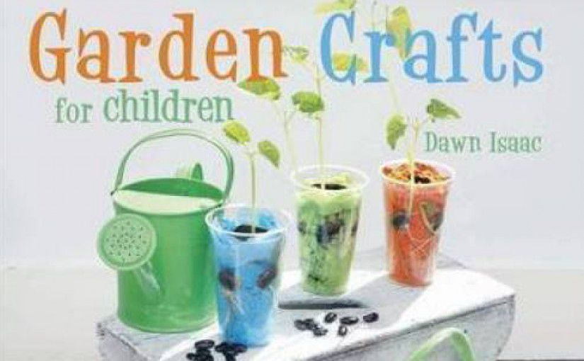 Cover garden crafts book