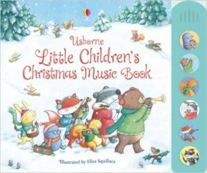 Little Children's Christmas Music Book
