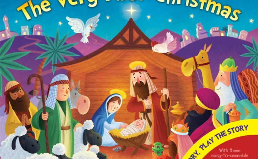The Very First Christmas - Cover