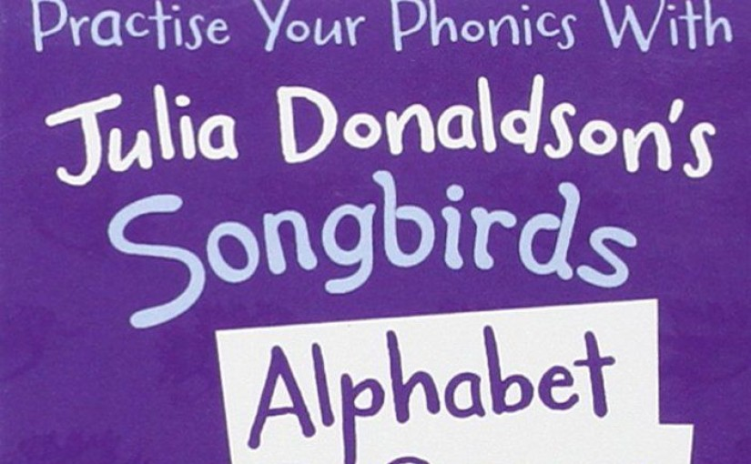 Songbirds Alphabet Games