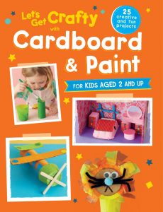 Let's Get Crafty with Cardboard & Paint