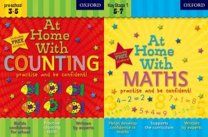 At Home With Counting & Maths